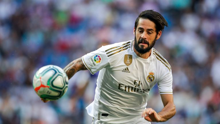 Pep Guardiola is considering a double swoop for Real Madrid pair Isco and Eder Militao, according to reports