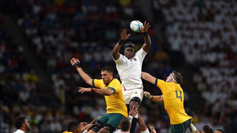 Maro Itoje and co must ensure the lineout functions well in spite of considerable pressure