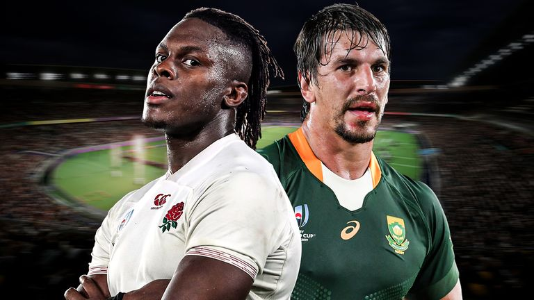 The set-piece will be absolutely vital in Yokohama on Saturday - can Maro Itoje or Eben Etzebeth come to the fore in the RWC final?
