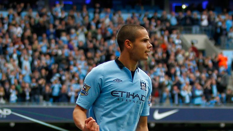 Rodwell joined Manchester City from Everton in 2012