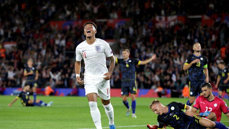 Man Utd issued positive Jadon Sancho transfer update by Borussia Dortmund chief