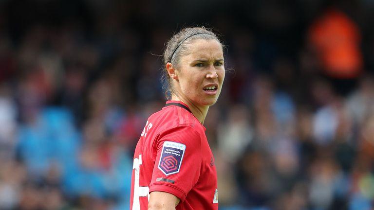 Jane Ross added a third for Manchester United against Tottenham
