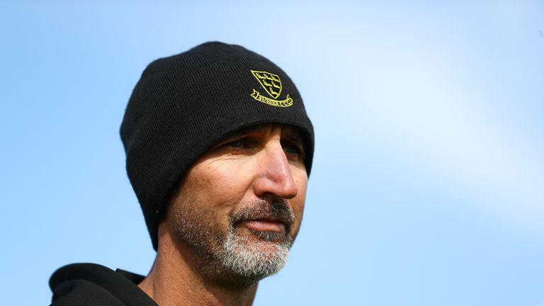 Sussex Cricket head coach Jason Gillespie