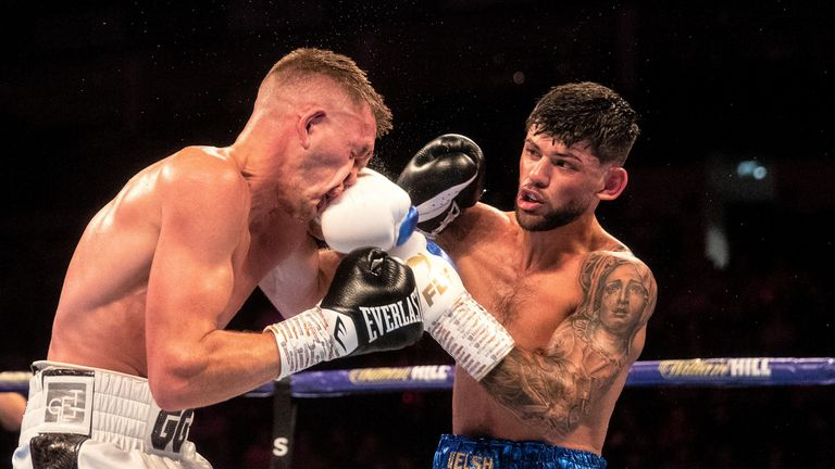 Joe Cordina has already claimed the British and Commonwealth belts