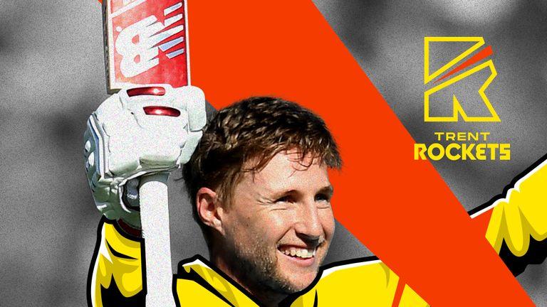 England Test captain Joe Root will represent Trent Rockets at Trent Bridge
