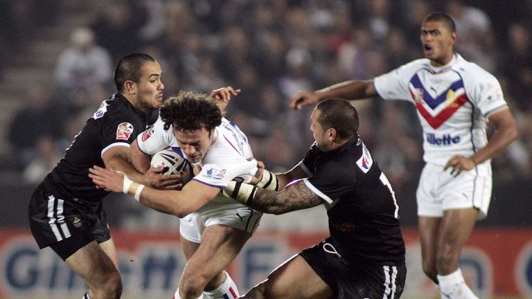 Great Britain played their last home series against New Zealand in 2007