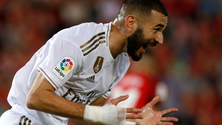 Real Madrid were left frustrated with a defeat which keeps them off top spot