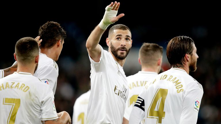 Karim Benzema's international career remains in the balance