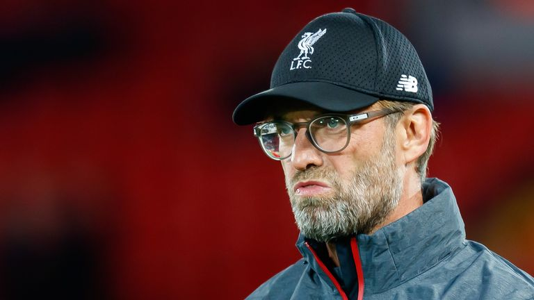 Jurgen Klopp says Liverpool can not rely on their home Champions League group matches