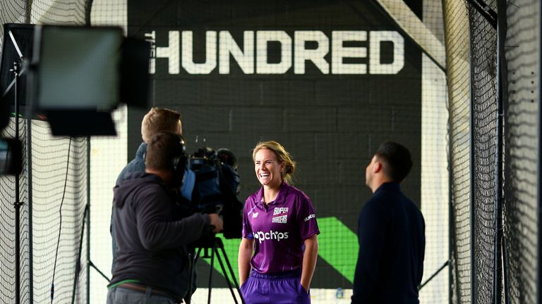 Lauren Winfield will captain the Superchargers' women's side