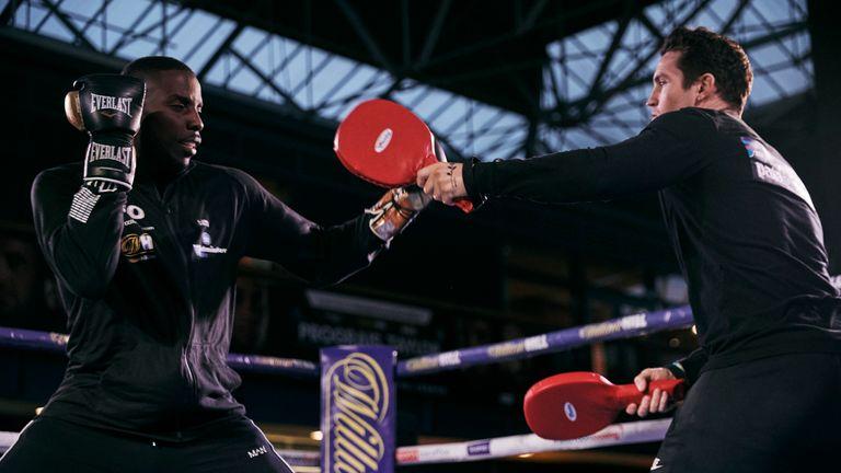 Prograis v Taylor: Lawrence Okolie promises a performance trainer Shane McGuigan deserves | Boxing News |