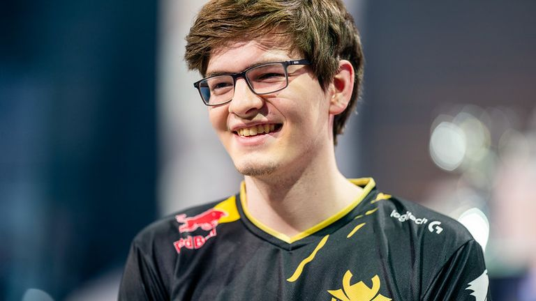 Despite Mikyx's five deaths, G2 were able to overcome HKA (Credit: Riot Games)