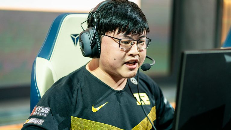 Ming says Uzi is the best AD Carry in the world (Credit: Riot Games)
