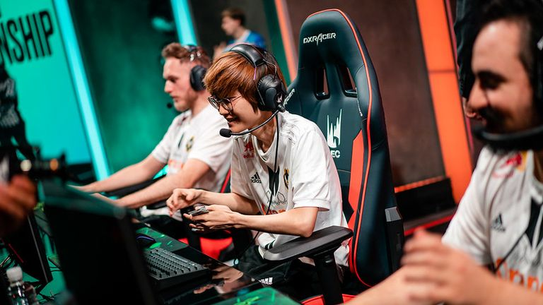 Mowgli joined Team Vitality in November 2018 (Credit: Riot Games)
