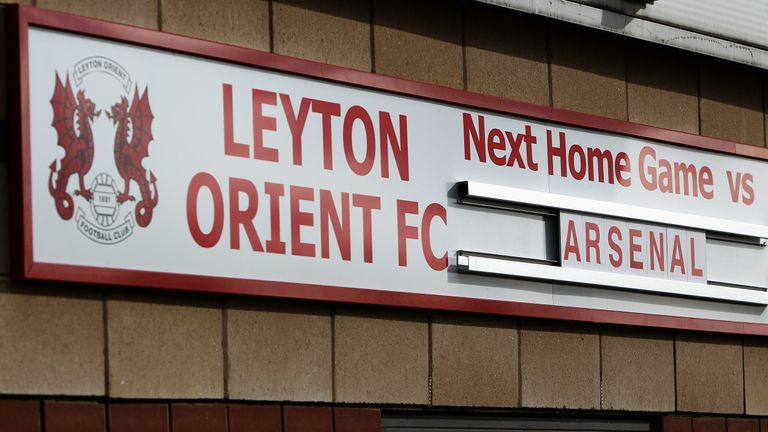 Leyton Orient postpone Leasing.Com Trophy match to stop Ajax fans attending | Football News |
