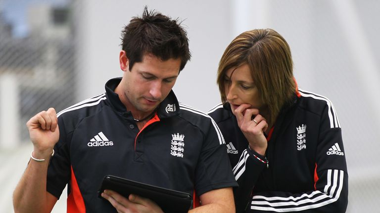 Australian Lisa Keightley becomes England Women's first full-time female coach