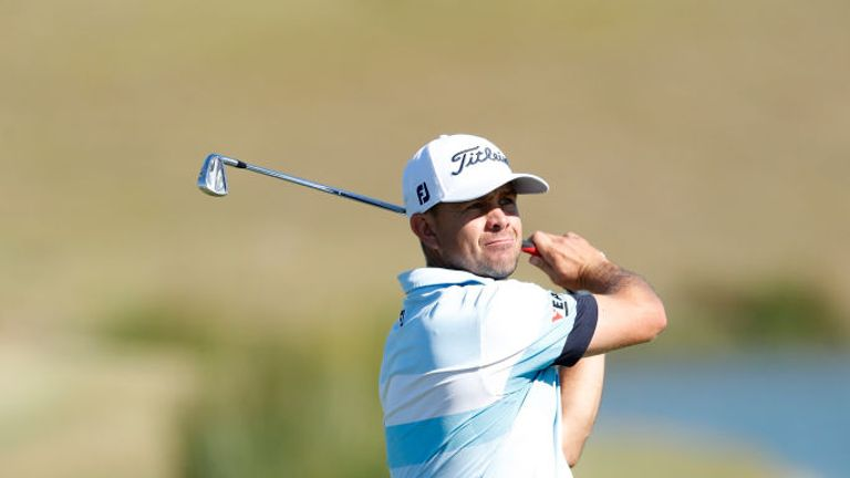 De Jager is looking to secure his future on the European Tour