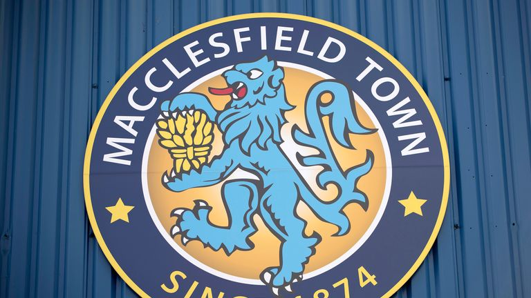 Macclesfield have been found guilty of misconduct by the EFL after their game with Crewe was postponed