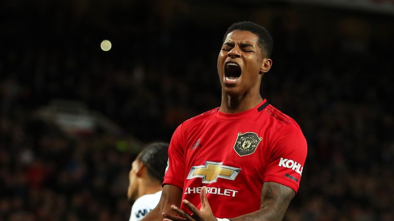 Is Marcus Rashford the right man to lead Manchester United?