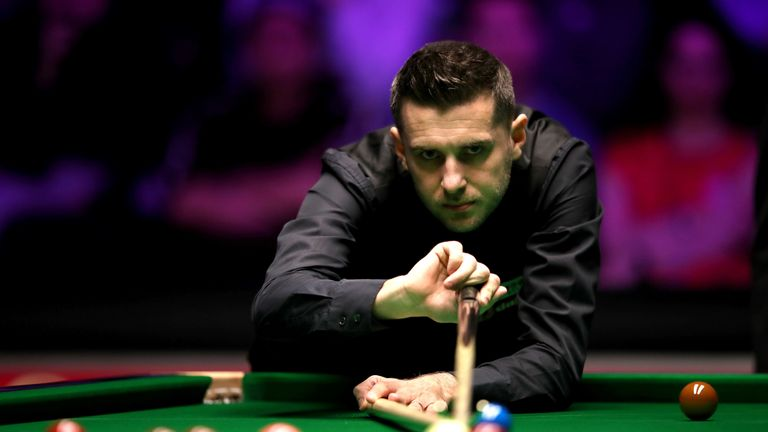 Mark Selby claimed his first Home Nations title and the first prize of £70,000 in Crawley