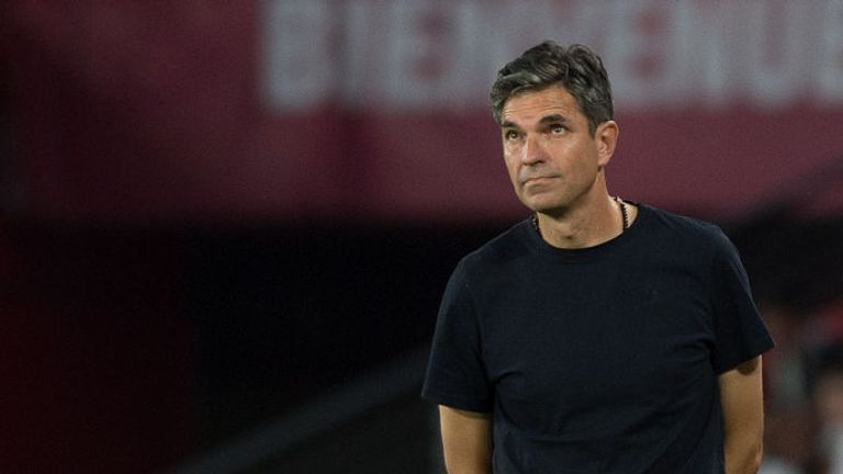 Mauricio Pellegrino has left Leganes after failing to win a game this season