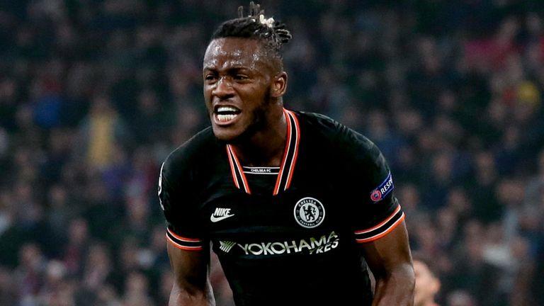 Michy Batshuayi is wanted by Aston Villa