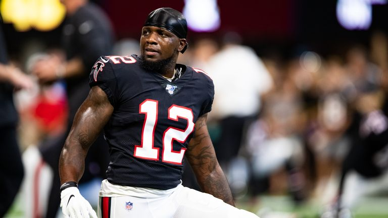 Patriots Acquire Mohamed Sanu From Falcons For Second-Round Pick