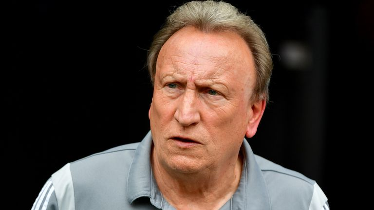 Neil Warnock leaves Cardiff