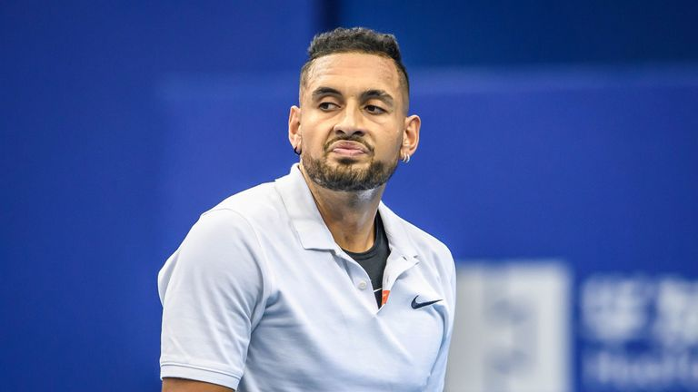 Nick Kyrgios hits out at Casper Ruud as spat continues  | Tennis News |