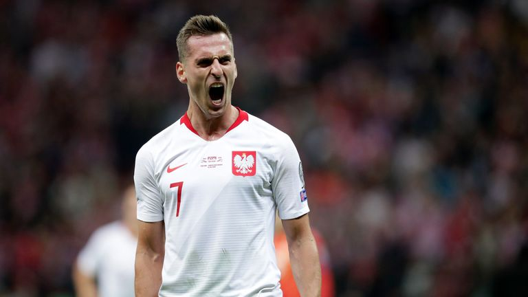 European Qualifiers: Poland and Russia book Euro 2020 places | Football News |