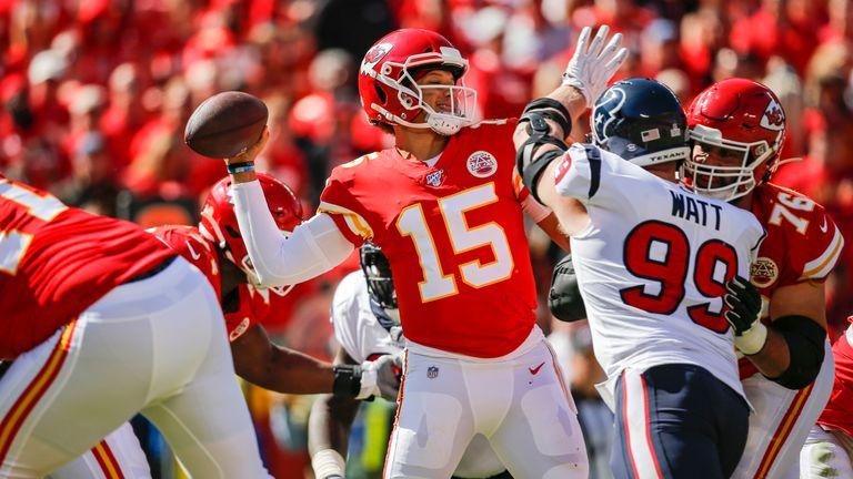 Kansas City Chiefs 24-31 Houston Texans: Deshaun Watson stars in surprise win