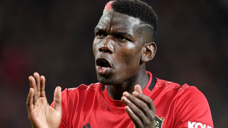 Paul Pogba has once again been linked with a move to Juventus