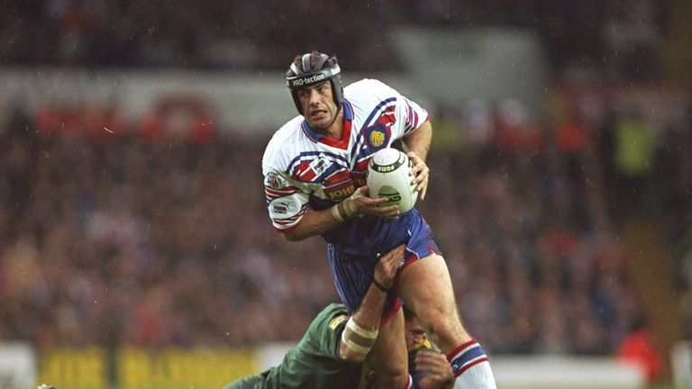 Phil Clarke's Great Britain memories | Rugby League News |