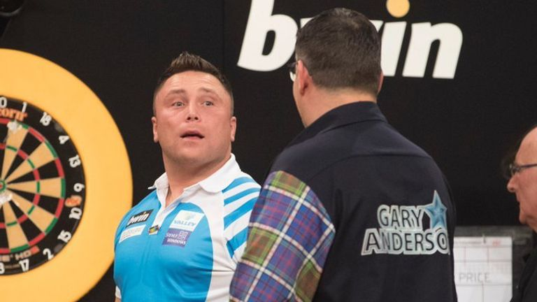Gerwyn Price talks us through his greatest game as he beat Gary Anderson in the final of the 2018 World Grand Slam of Darts