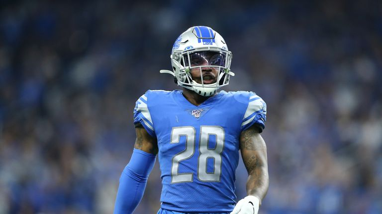 Quandre Diggs: Detroit Lions trade DB to Seahawks for fifth-round pick