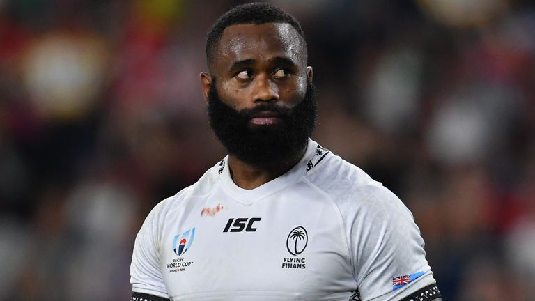 Fiji skipper Semi Radradra is reported to have tested positive for Covid-19, with Sunday's Test with France now in doubt