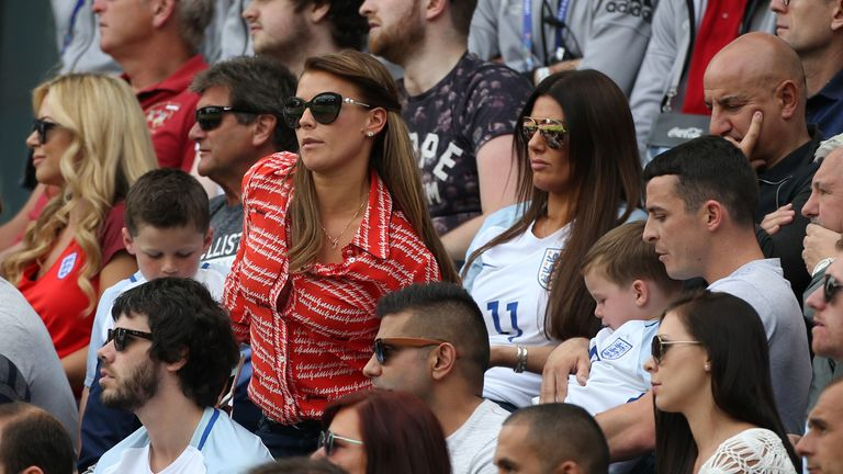 Rebekah Vardy hit back at Coleen Rooney's claims denying that she had given stories about her to a newspaper