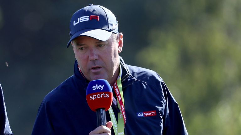 Sky Sports Golf podcast: Rich Beem on early career and ...