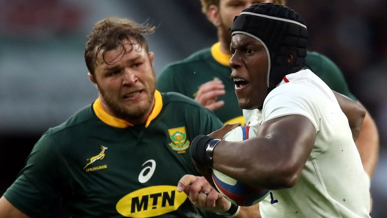 South Africa No 8 Duane Vermeulen admitted it was hard for players to be in a good headspace at present
