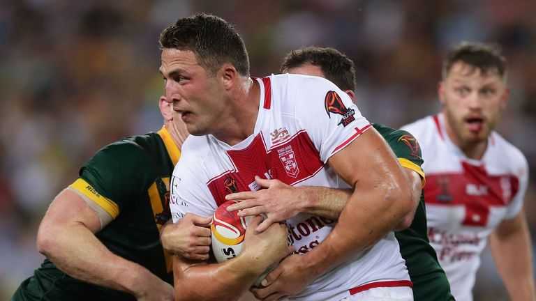 Sam Burgess poised to retire from NRL