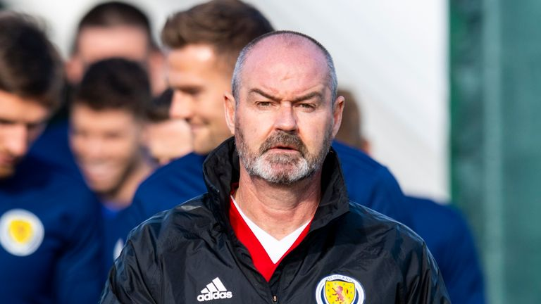 Steve Clarke's Scotland can qualify for Euro 2020 through the play-offs