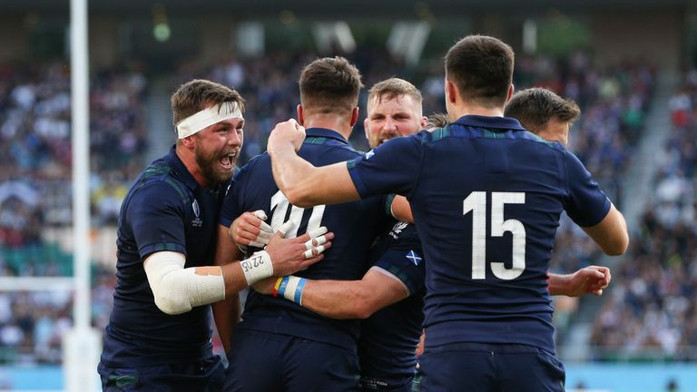 Scotland have it all to play for at the World Cup now, knowing victory over Japan and denying them a losing bonus-point will seal a quarter-final
