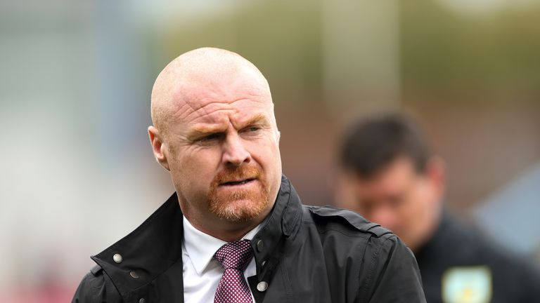 Burnley manager Sean Dyche has been consistently critical of players diving in the Premier League