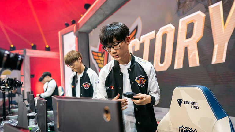 Effort says it's amazing to be able to go 3-0 in the first week of groups (Credit: Riot Games)