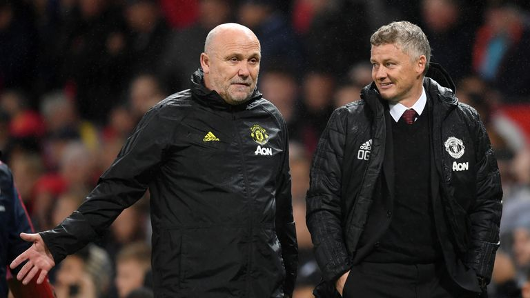 Solskjaer insists he and his assistant Mike Phelan have the final say on transfers