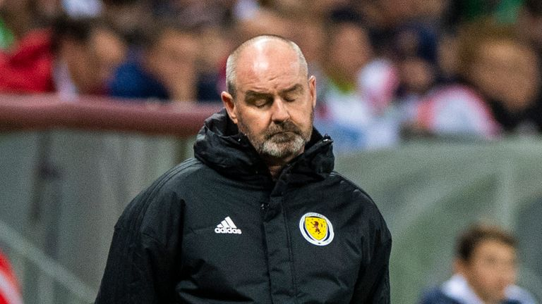 Steve Clarke is under no illusions of the task he faces as Scotland head coach