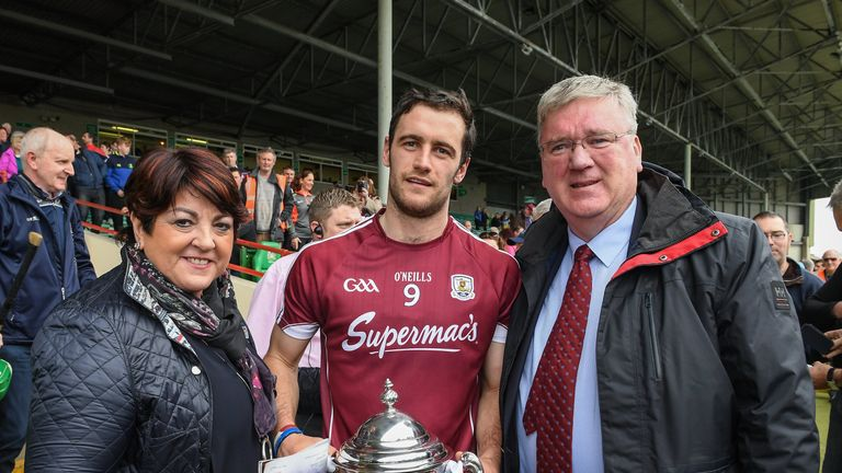 Supermac's CEO Pat McDonagh has overseen a long-time partnership with Galway GAA