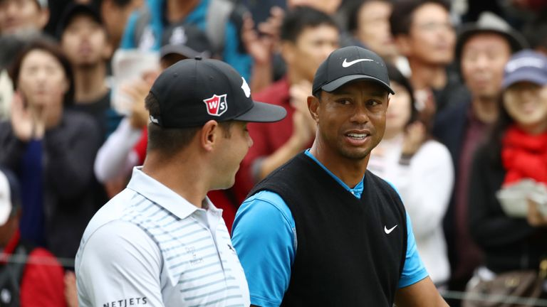 Tiger Woods ties Snead for PGA Tour record with 82nd victory