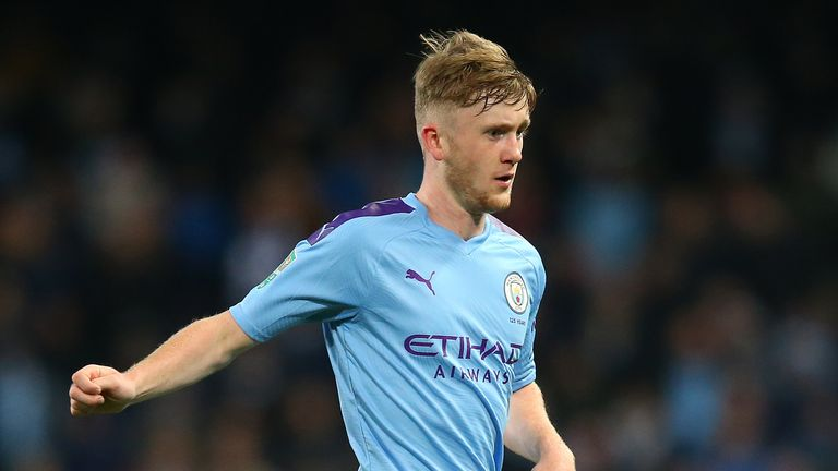 Tommy Doyle has been included in Manchester City's squad to face Atalanta