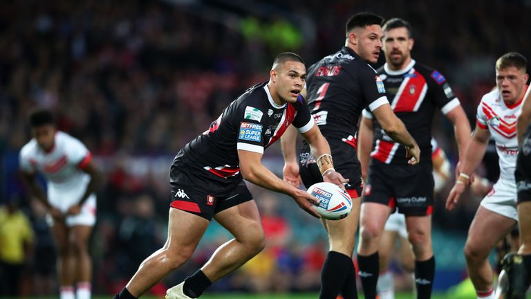 Tui Lolohea handed Tonga start for Great Britain clash | Rugby League News |